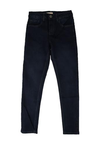 FOX Kids & Baby navy Dark Wash Denim Jeans 13EA3KA7901B0EGS_1