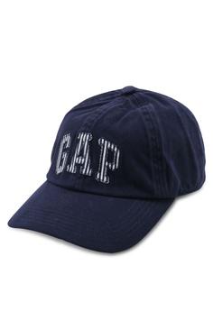 info for 3eaab 93f67 GAP navy Logo Baseball Cap D0F38AC6BCDD42GS 1