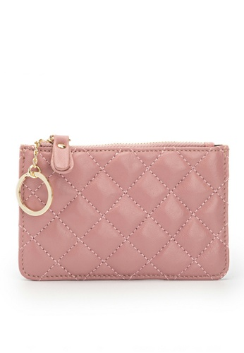 HAPPY FRIDAYS Rhombic Texture Leather Wallet JN015 3F38CAC6EC79C2GS_1