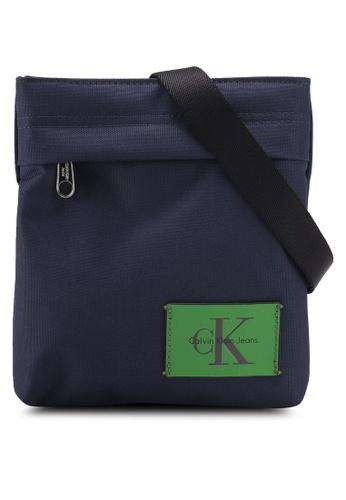 Calvin Klein blue Micro Flat Pack-21 - Calvin Klein Accessories 79C8BAC85C8419GS_1