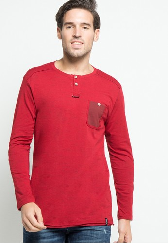X8 red Griffin T-Shirt X8323AA02VLPID_1