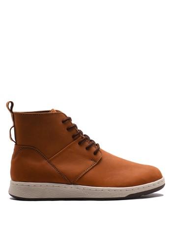 Brodo brown BRODO - Sepatu Pria Urnous Vintage Brown IS F5F78SH7154D80GS_1