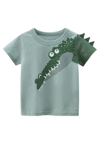 RAISING LITTLE multi Naofumi Shirt 21F6AKA84B67E2GS_1