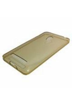 Silicone Soft Case for Asus Zenfone 5 (Gold)