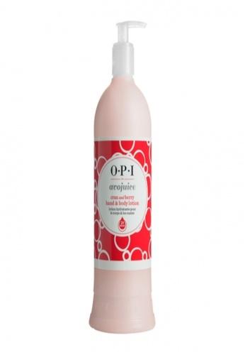 O.P.I AVC16 - Avojuice - Cran & Berry 600ml (20o.z) 621DFBE252DD0AGS_1