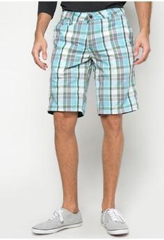 Men's Reversible Chinos Slim Short