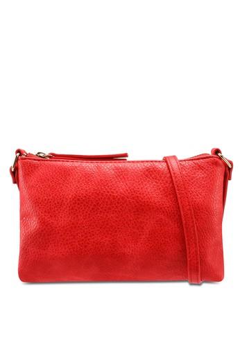 Vero Moda red Nola Crossover Bag 19808ACA668D67GS_1