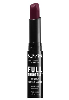 Full Throttle Lipstick in Night Crawl