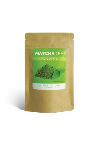 Pure & Well NATUR BOUTIQUE LONDON MATCHA TEA POWDER 30G EAC4CESC5694BBGS_1