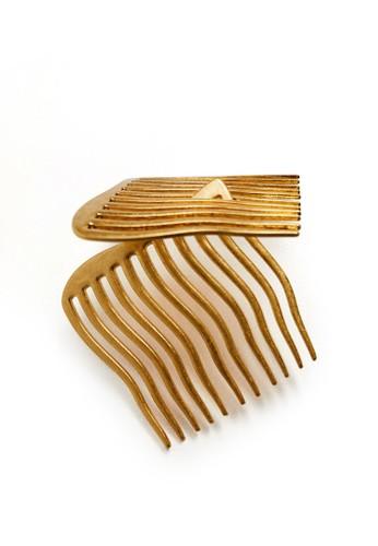 Mango gold Hairclip Set E551AAC0E0FFDCGS_1