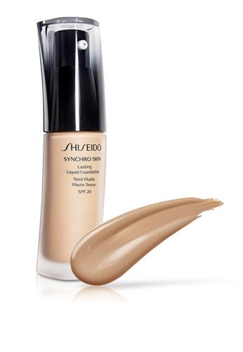 Shiseido beige Shiseido Makeup Synchro Skin Lasting Liquid Foundation, R3 30ml SH514BE0GMEUSG_1