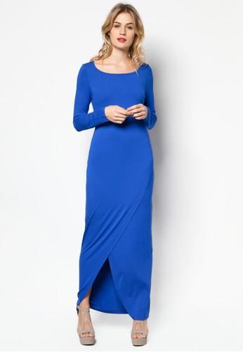 背鏤空裹飾洋裝,esprit台灣 服飾, 洋裝