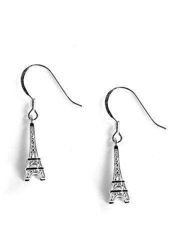DPARIS silver Dparis Sweet Paris Earrings DP730AC32THJID_1