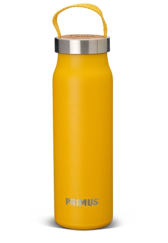 Fjallraven yellow Fjallraven Klunken V. Bottle 0.5 L Yellow 0CC79AC6077F44GS_1