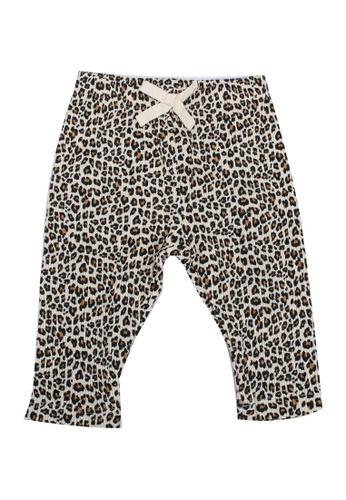 GAP white Baby Mix & Match Waffle-Knit Pants 8966BKA03A55F8GS_1