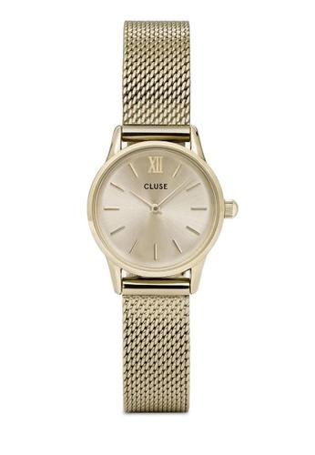 CLUSE multi CLUSE La Vedette Mesh Full Gold Watch CL50003 CL977AC83PWMMY_1