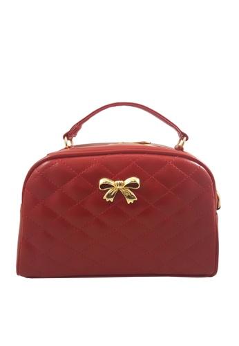TCWK red TCWK Ladies Mini Sling Bag 64DD4ACFEABA76GS_1