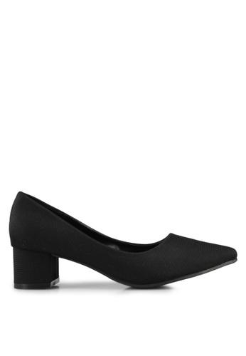 Mimosa 黑色 Heels C07C2SHA2E9E83GS_1