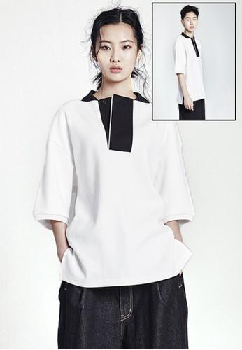 色塊POLO 衫, zalora 心得 ptt服飾, 襯衫
