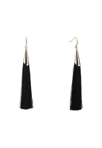 Buy Pieces Tyra Tassel Earrings Online On Zalora Singapore