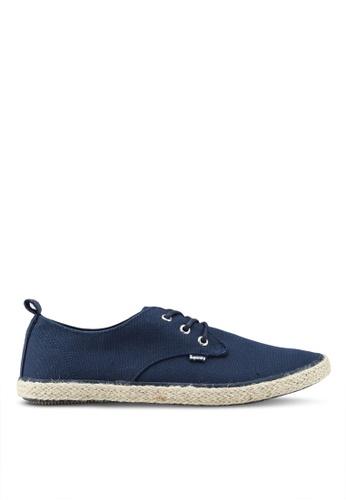 Superdry navy Skipper Shoes BEA14SH9530F22GS_1