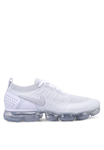 Nike white Men's Nike Air Vapormax Flyknit 2 Running Shoes 4B393SH71CEA48GS_1