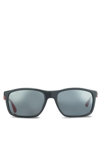 RB4228 矩形太陽眼鏡, esprit sg飾品配件, 飾品配件