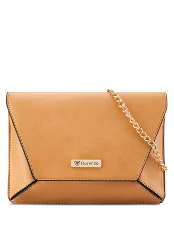 florenzo Florenzo Envelope clutch Bag FL898AC0RUSLMY_1