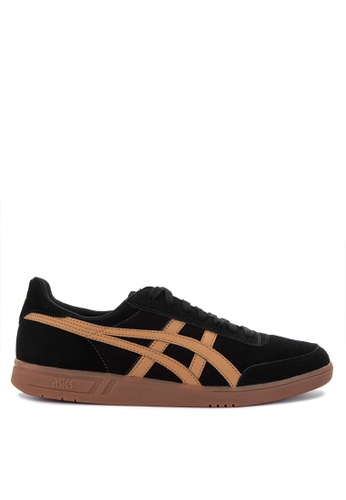 ASICSTIGER black Gel-Vickka Trs Sneakers 8ED34SH2AB0A2EGS_1
