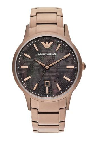 Emporio Armani gold Watch AR11413 58F4AAC1C3E306GS_1