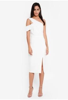 79079e2d9ea 71% OFF Lavish Alice Button Detail One Shoulder Midi Dress S  142.90 NOW S   41.90 Sizes 12 14 · Lavish Alice white One Shoulder Asymmetric Jumpsuit ...
