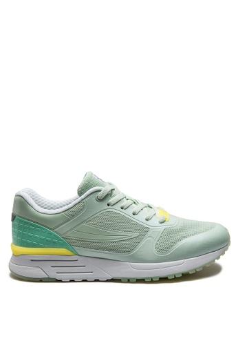 FILA green Heritage Sport Shoes 09176SHCB70E06GS_1