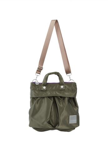 Twenty Eight Shoes Street Chic All Purpose Nylon Three-Way Bag JW PX-ATT0505 6F0F6AC40F0D09GS_1