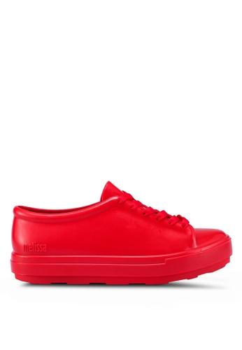 Melissa 紅色 Melissa Be Ad 運動鞋 BEA2ESH65FE557GS_1