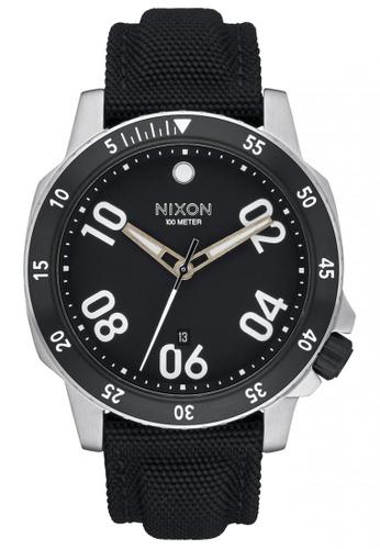 Nixon black Nixon - Ranger Nylon - Black NI855AC85SWWSG_1