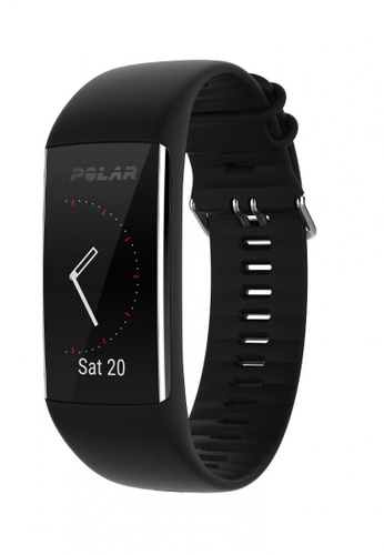 Polar black A370 Fitness Tracker (Black) PO255AC2UPB0HK_1