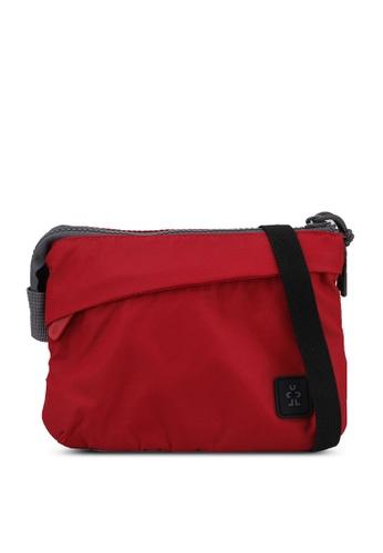 CRUMPLER red Minikin Hip Bag E237AACA14DD4CGS_1