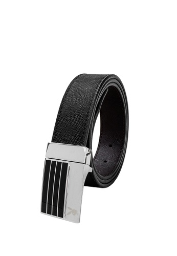 Playboy black 35mm Reversible Belt 94D04ACA5B8BCFGS_1
