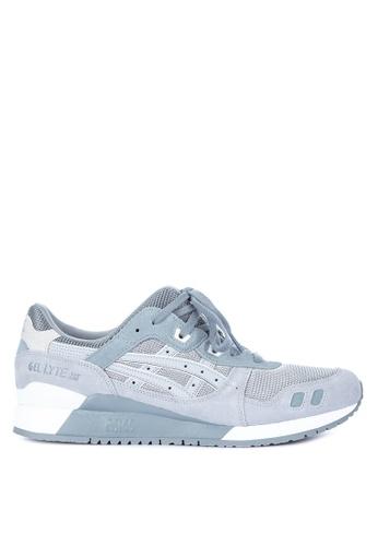 ASICSTIGER grey Gel-Lyte III Sneakers 9B867SHA12D3D6GS_1