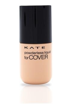 Powderless Liquid Foundation