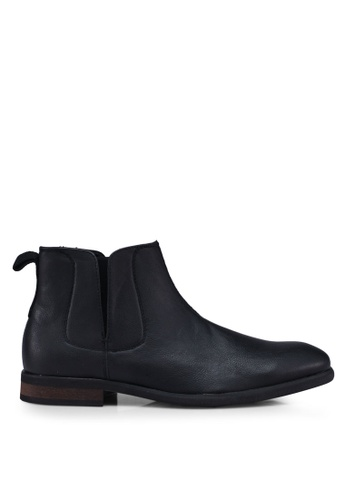 Call It Spring black Hartwell Ankle Boots 11682SH19F2823GS_1