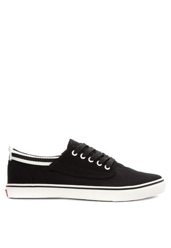 Italianos black Russel Sneakers IT153SH44BJVPH_1