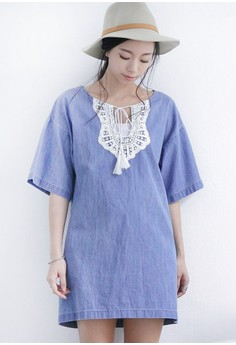 Boho Galore Tunic Dress