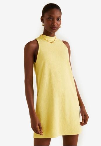 cea0f252e Buy Mango Knit Cotton-Blend Dress | ZALORA HK