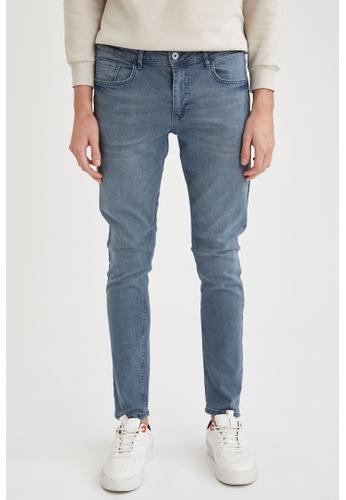 DeFacto grey Skinny Jeans 97D3AAA43DE960GS_1