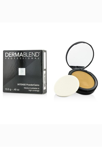 Dermablend DERMABLEND - Intense Powder Camo Compact Foundation (Medium Buildable to High Coverage) - # Olive 13.5g/0.48oz F7D41BE794ED63GS_1