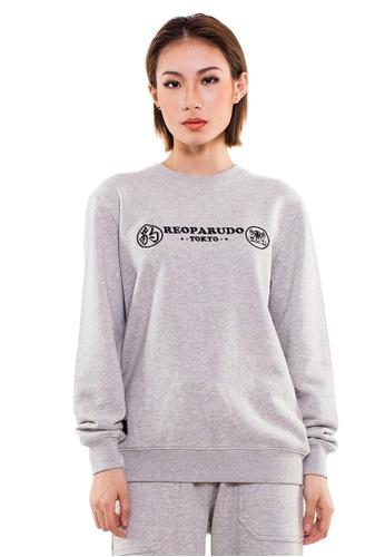 Reoparudo grey RPD Logo Sweater (Grey) 49EDBAA2BF575BGS_1