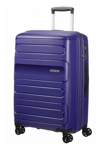 American Tourister navy American Tourister Sunside Spinner 68/25 Exp FF4ACAC570798DGS_1