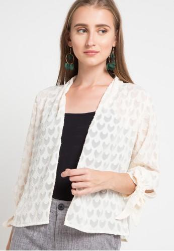 WHITEMODE beige Anastasia Cardigans CDB14AAE612509GS_1
