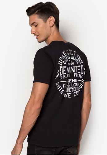 Demented Ride 圖文設計TEE, 服飾esprit服飾, 服飾